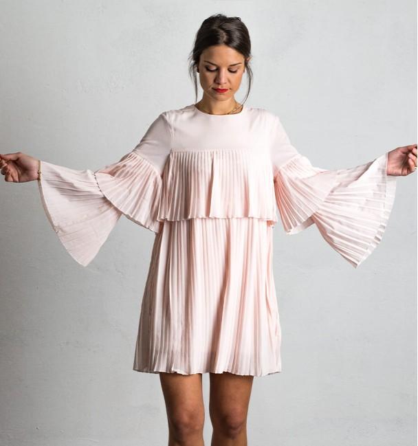 Pink Noelia Dress