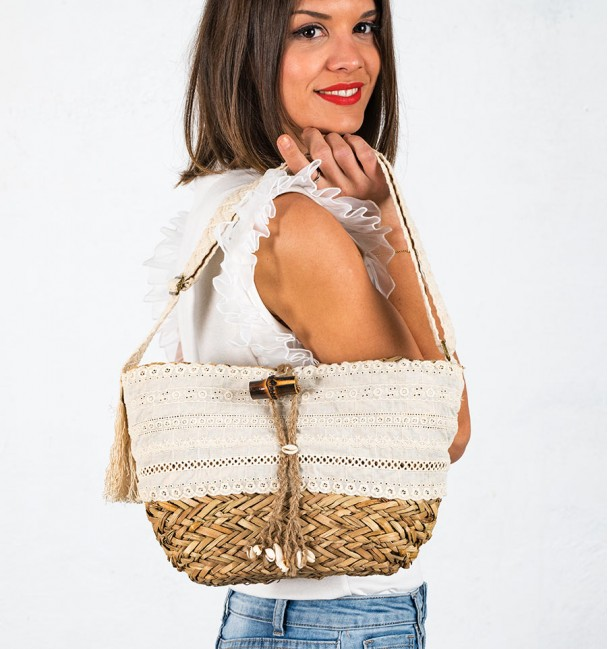 wicker basket Minerve