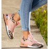 LION SNEAKERS PINK