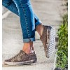 Mode Taupe Sneakers