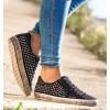Mode Black Sneakers