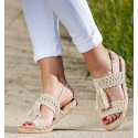 Symi Beige Sandals
