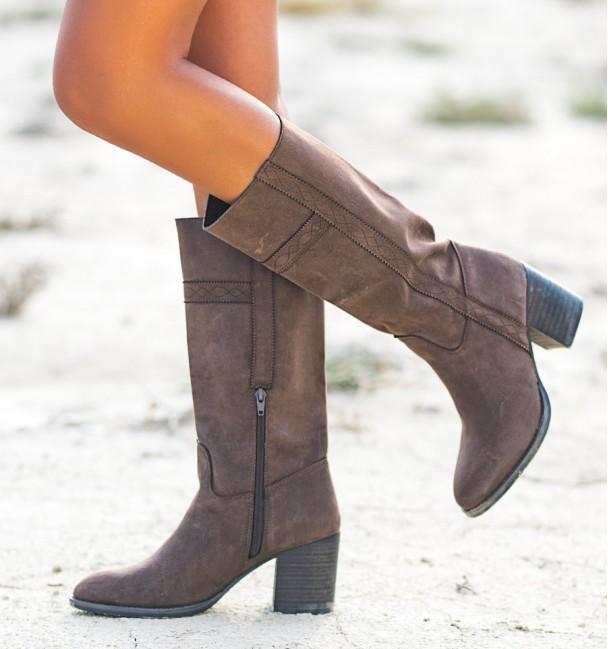 Sagaro Cooffe Boots