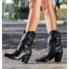 Boho Boots Ducado Black
