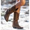 Cowboy Boots Patrol Leather Colour