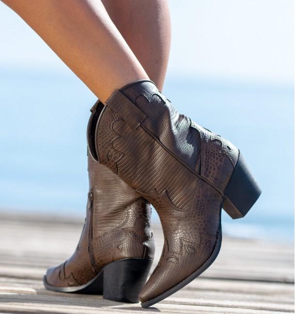 Xalisco Coffe Boots