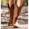 Doria Brown Boots