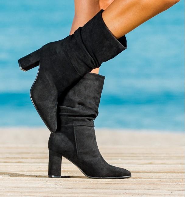 Cosenza Black Boots