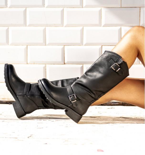 Forza Black Boots