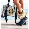 Kazal Black Australian Boots