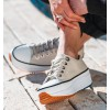 Beige Sneakers Caddy