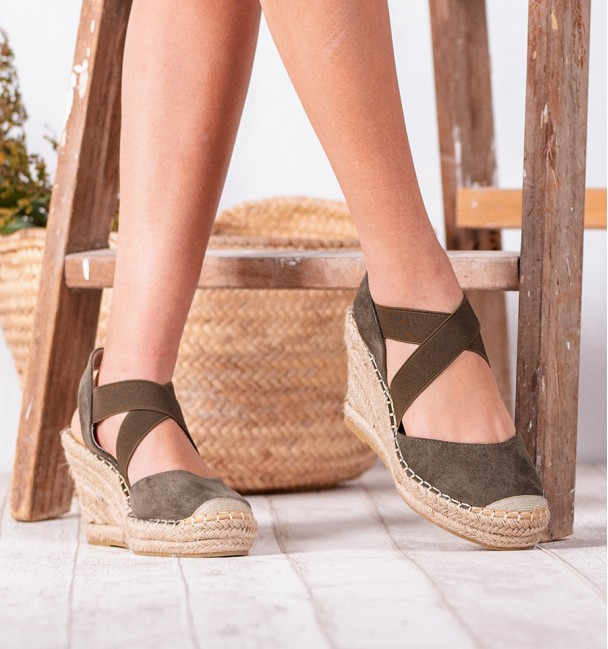 Green Argos Wedges