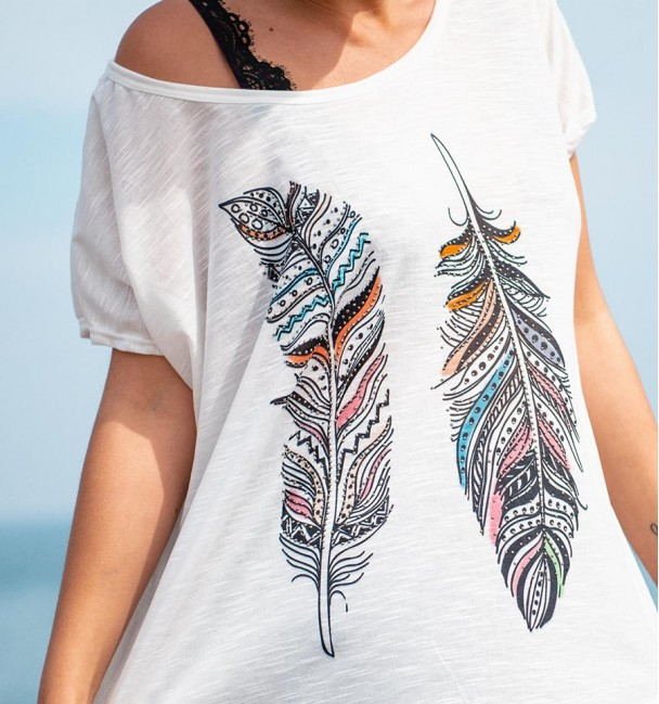 Dosplumas T Shirt
