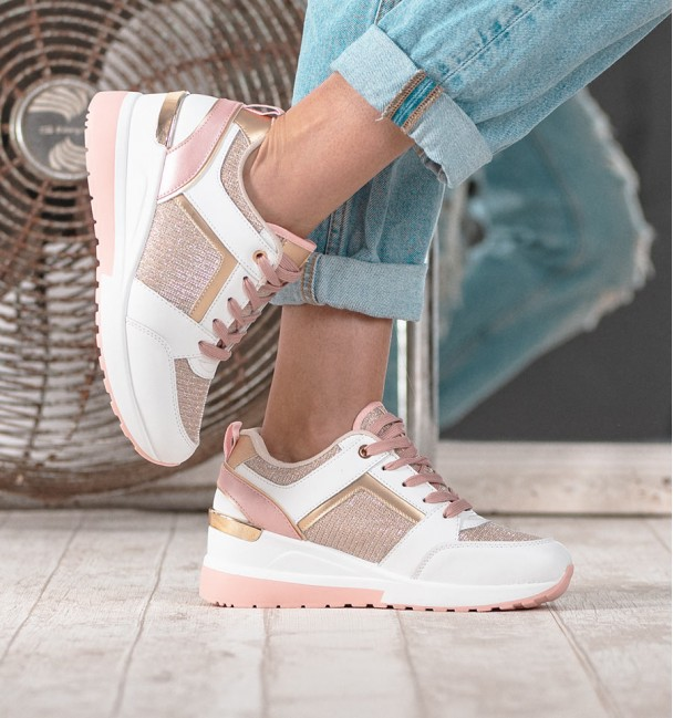 Champagne Longoria Sneakers