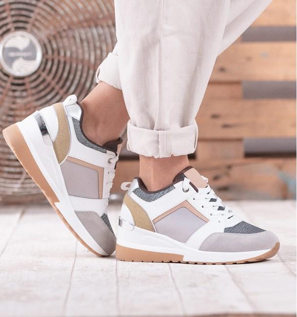 Longoria Grey Sneakers