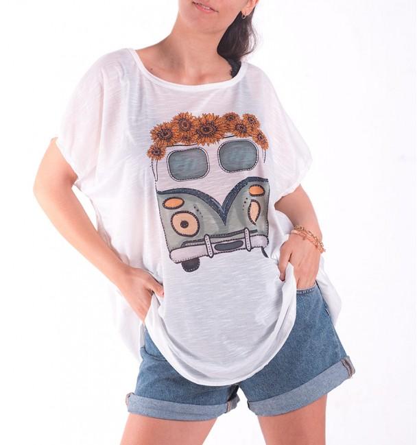 Camiseta Basica Furgo