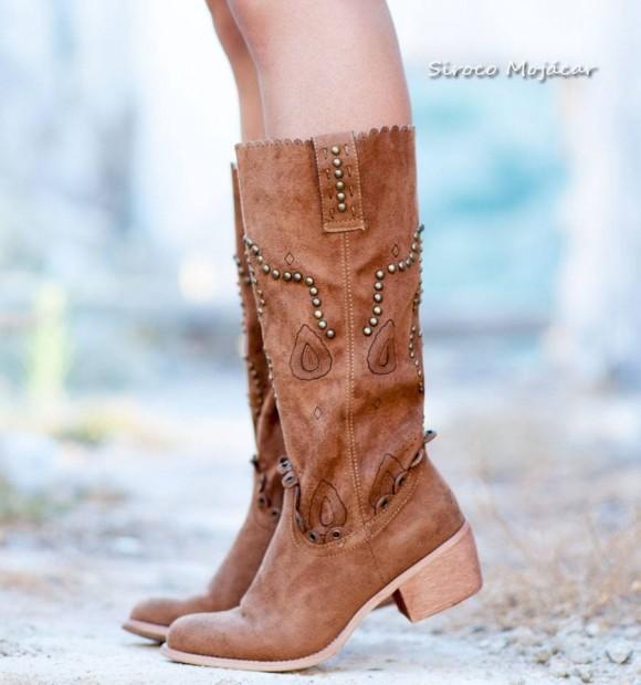 ffb115fb62e Botas de mujer baratas en tu tienda de calzado online - Siroco Mojacar