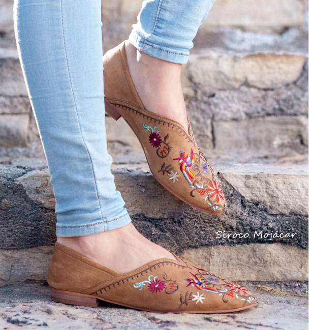 Zapatos Shika Camel
