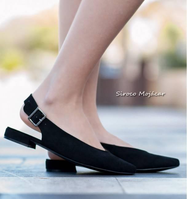 Zapatos Margot Negro
