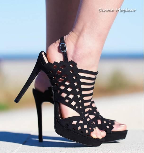 Zapatos de fiesta Coral