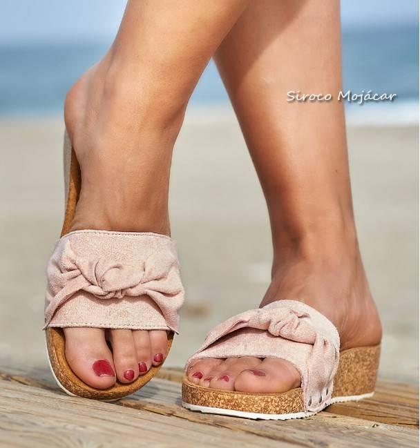 Sandalias Gravata Pink