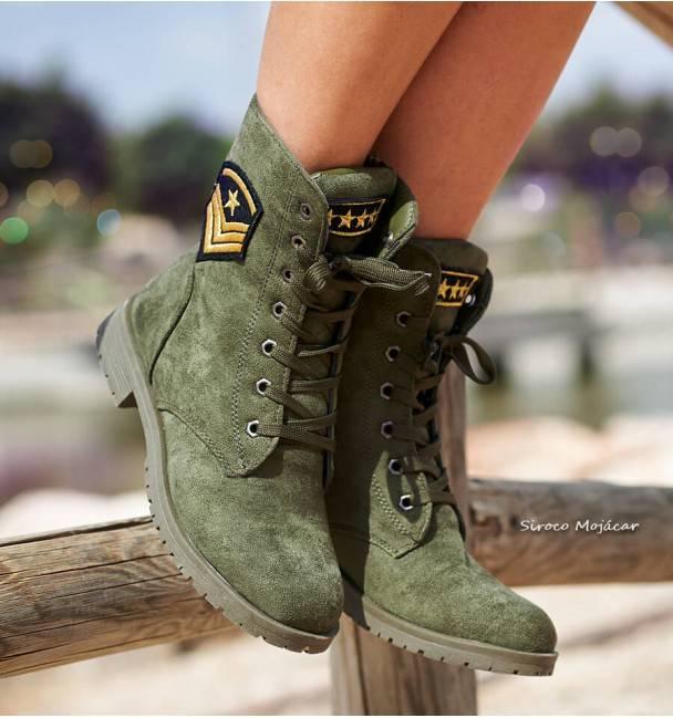 Botas Deltic Verde