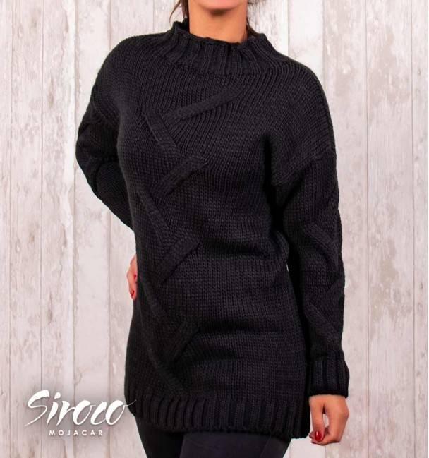 Jersey Noor Negro