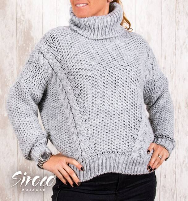 Jersey Triangolo Gris