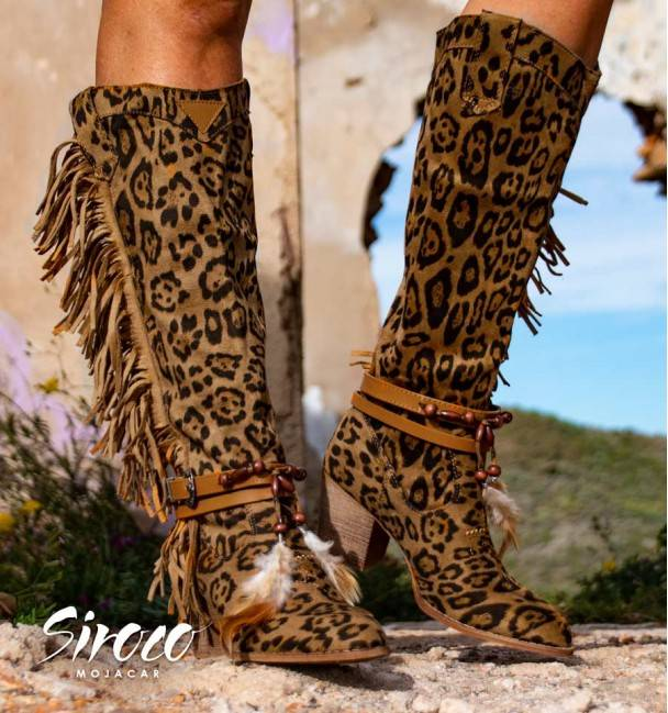 Botas Columbia Leopard