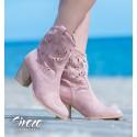 Botas Bolivar Pink