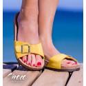 Sandalias Mia Yellow