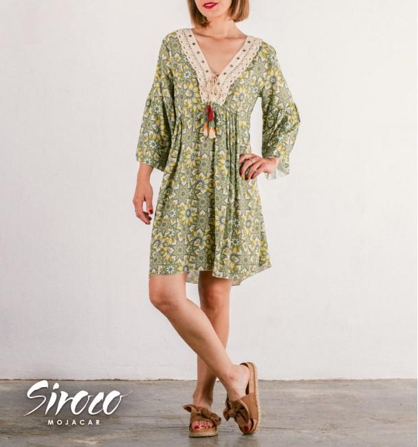Vestido Velice Verde