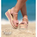 Sandalias Lunare Pink