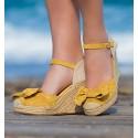 Cuñas Kailua Yellow