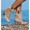 Botas Cleveland Taupe