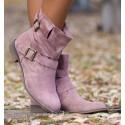 Emeka Pink Boots