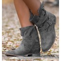 Emeka Taupe Boots