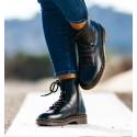 Boots Martin Black