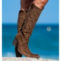 Brown Everest Boots