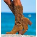 Boots Everest Camel