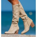 Boots Everest Beige