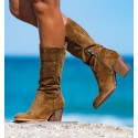 Aracar Boots Camel