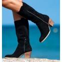 Black Boots Yoho