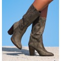 Enol Taupe Boots