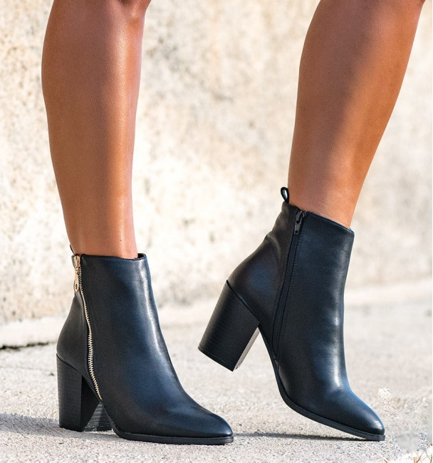 Boots Sevilla colour black