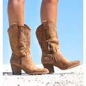 Boots Mitch Camel