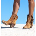 Jalisco Camel Boots