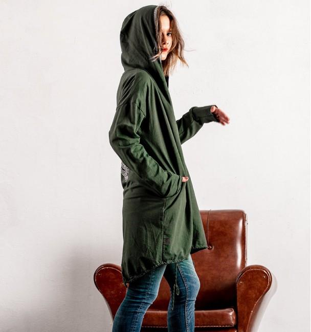 jacket Lau Green