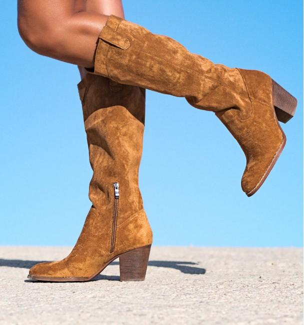 Boots Cavel Camel