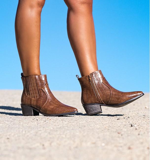 Camel Boots Abilen